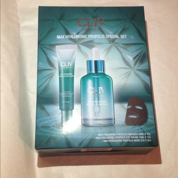 CLIV Other - CLIV max hyaluronic propolis special set
